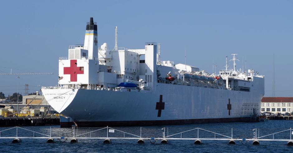 USS Mercy