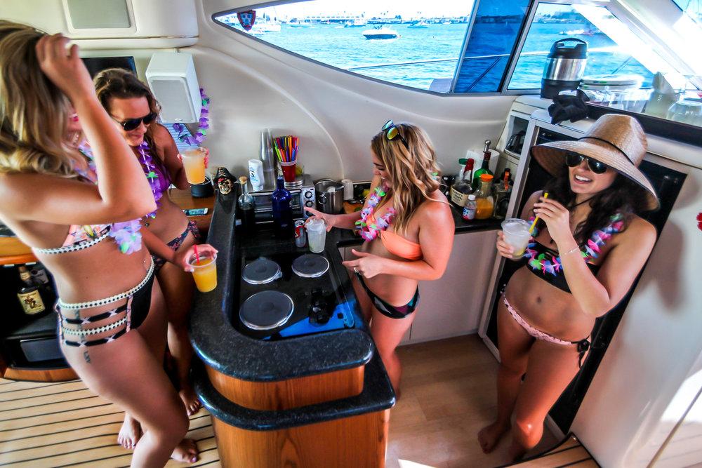 enjoy a san diego bay booze cruise aboard mai tai yacht charters