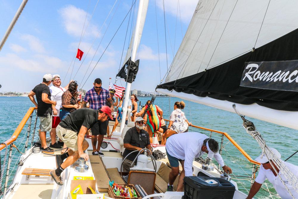San Diego Sailing Charters