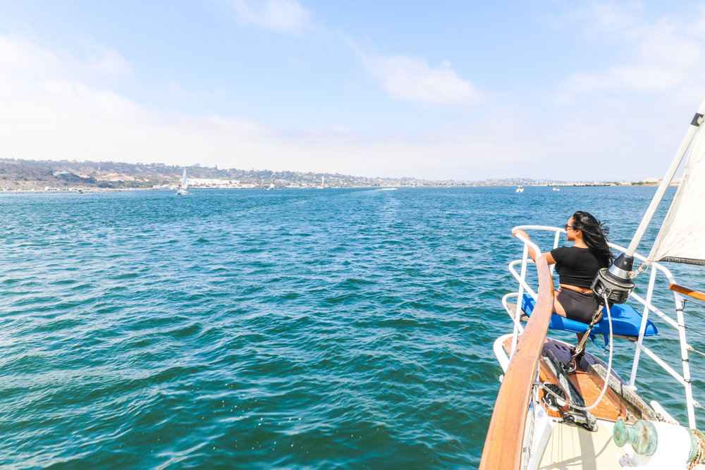 Sailboat Charters San Diego