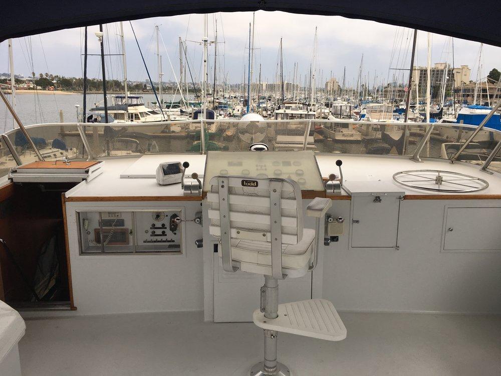 San Diego Yacht Charters