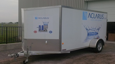 Potable Trailer