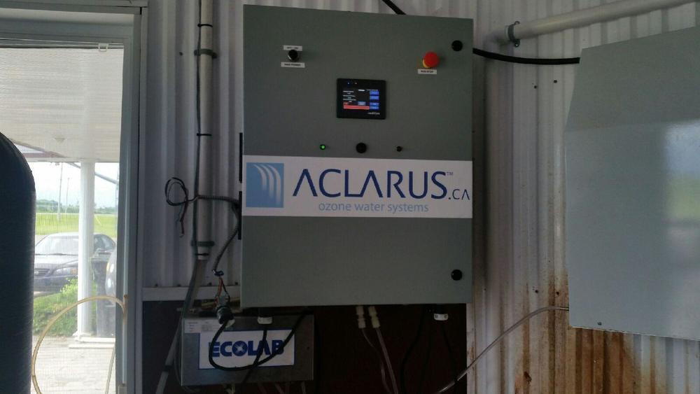 Ozone Control Box - 30GPM Dairy