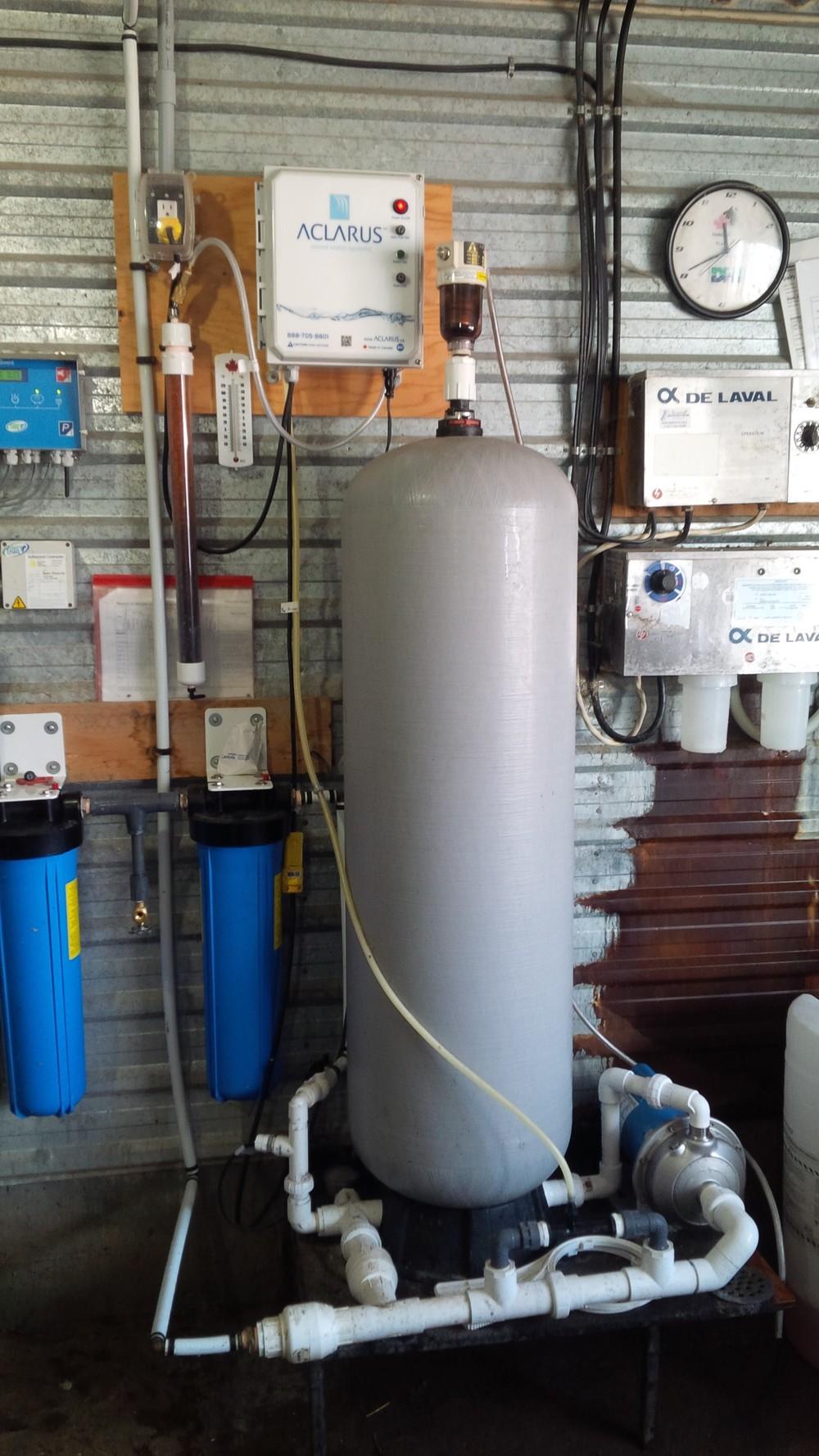 8GPM Dairy System