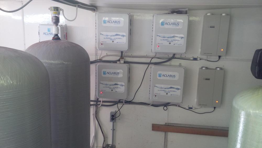 2x30GPM Ozone Generators