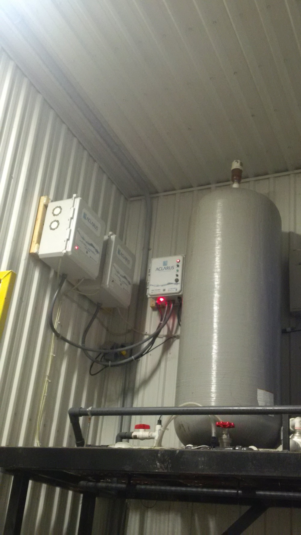 30GPM Ozone Dairy Systems