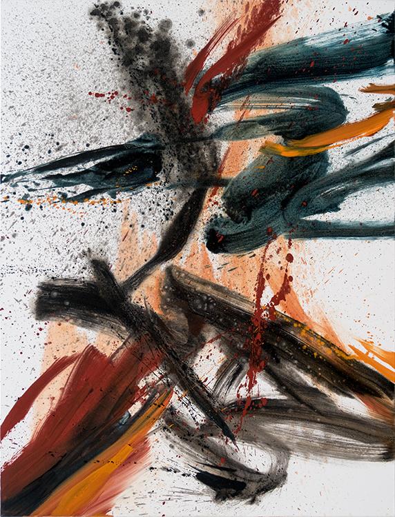 "Oil on Canvas 30x40"" 2017"