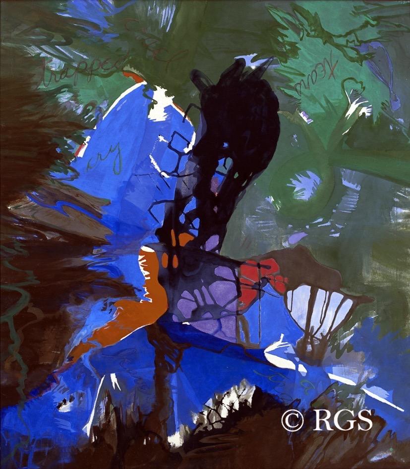 #45 - Forrest Series - 5/1/9450x56.25FramedChicago