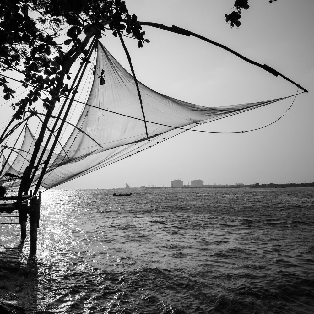 Old men and the sea - Kochi 2017   http://vsco.co/neeraj/journal/old-men-and-the-sea