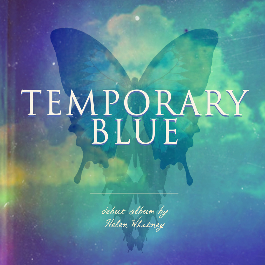 Temporary Blue Front Cover