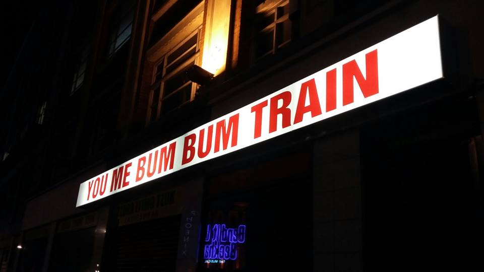 I will be volunteering my time and dancing in You Me Bum Bum Trains 5*  immersive event again as of this week!