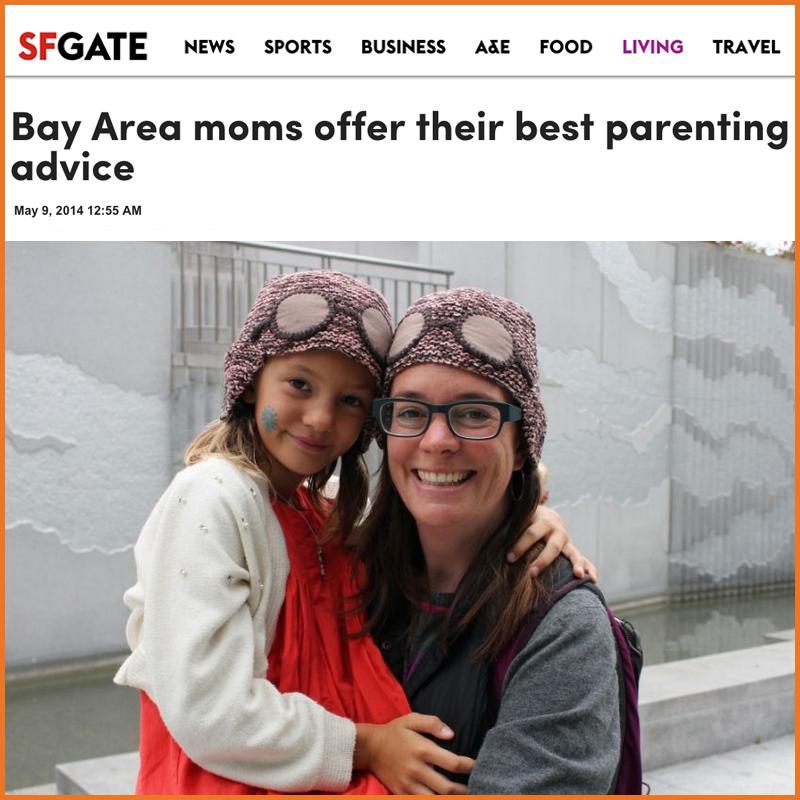 SF Gate: Best Parenting Advice
