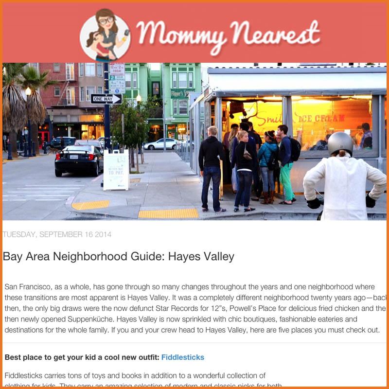 Mommy Nearest: Neighborhood Guide