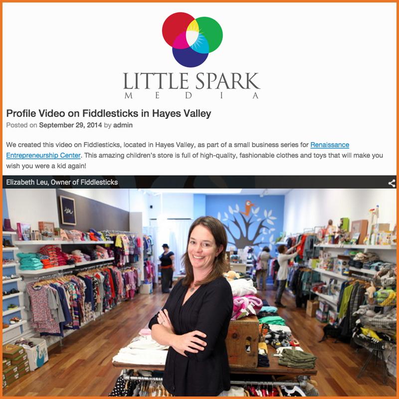 Little Spark Media: Oh Fiddlesticks! Video