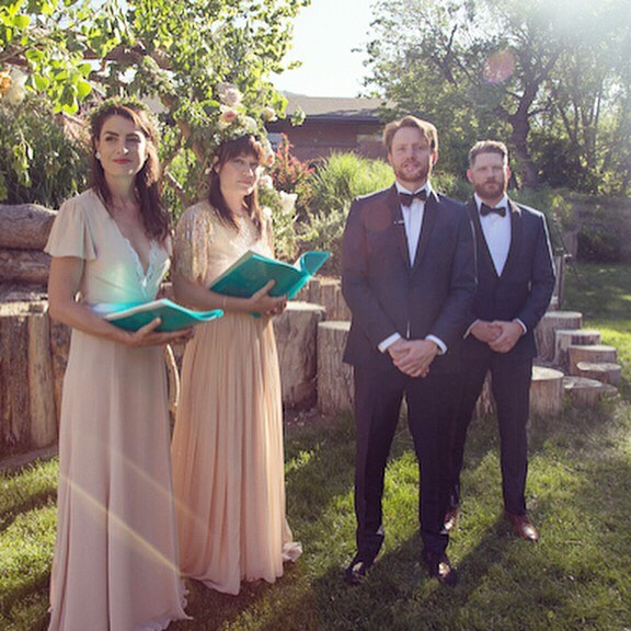 Officiating #siblings #love #weddingphotographer