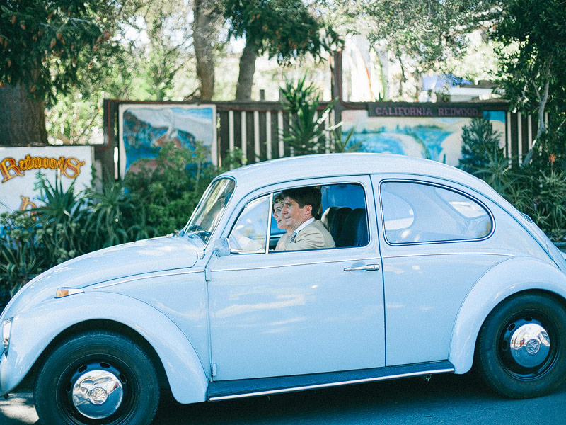 Stinson Beach Wedding Ceremony Photos