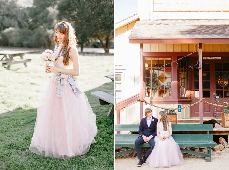 Santa Cruz Elopement Photos