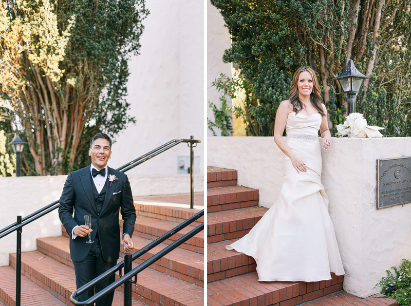 san francisco Wedding photography Presidio chapel