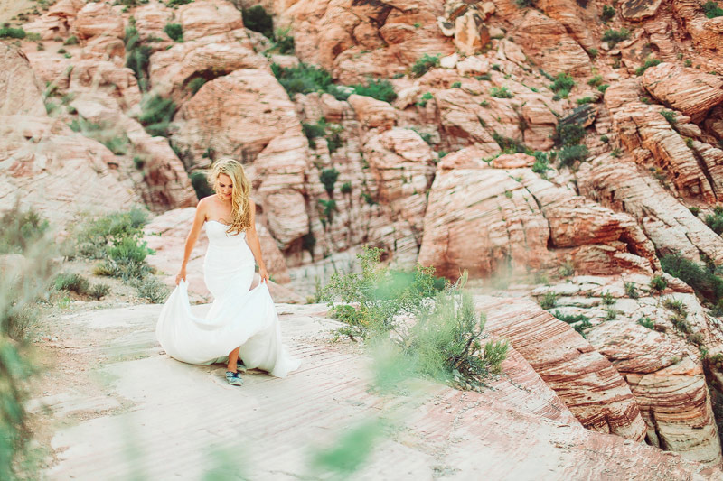 Wedding photographer Red Rocks Nevada