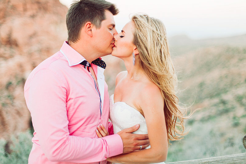 Red Rocks Nevada Wedding Photos