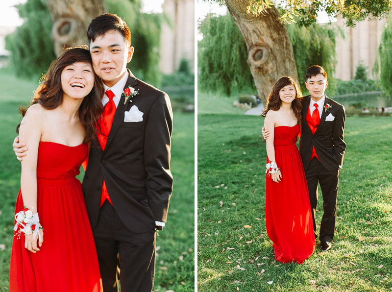 San Francisco Prom Pictures