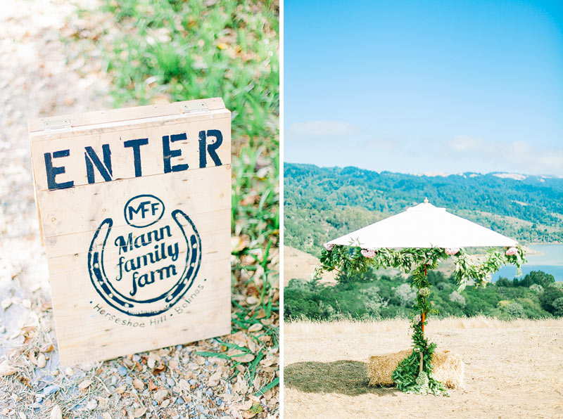 Wedding Photos Mann Family Farm Bolinas