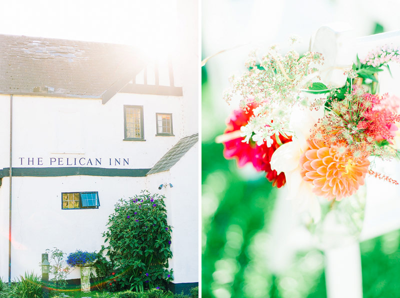 Pelican Inn wedding photographer