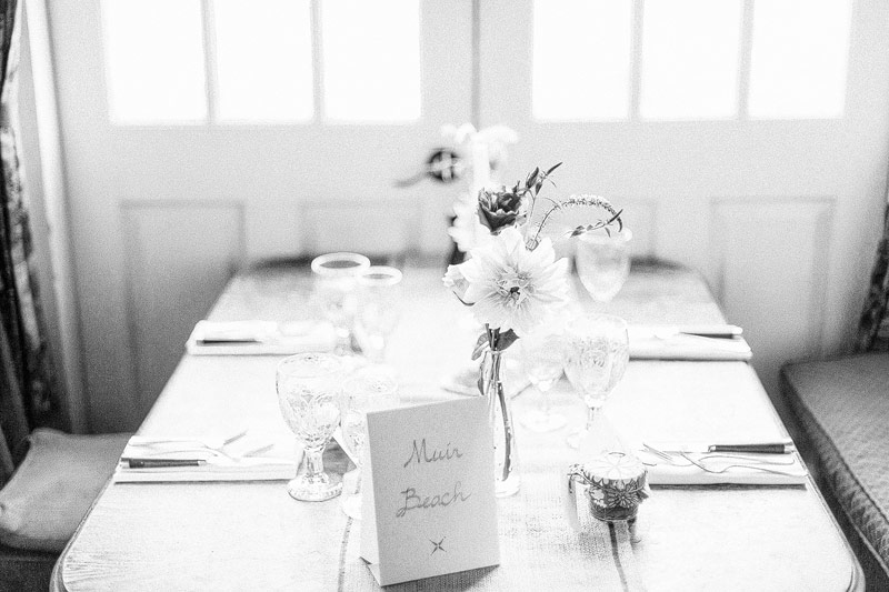 Pelican Inn wedding images