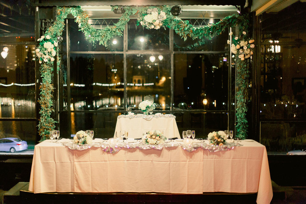 The Terrace Room Wedding Ceremony Photos