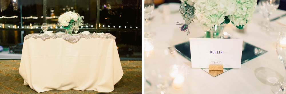 The Terrace Room Wedding Ceremony Details