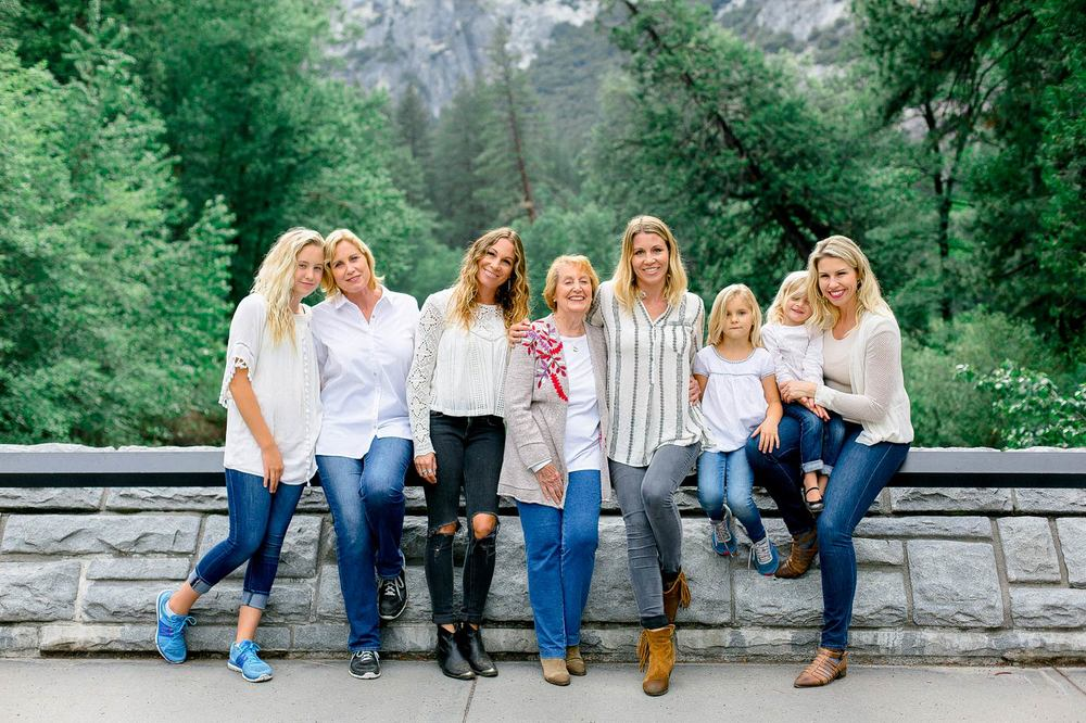 Yosemite Family Photos