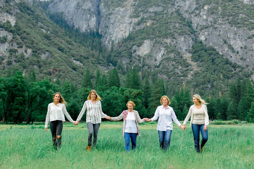Family Photos Yosemite