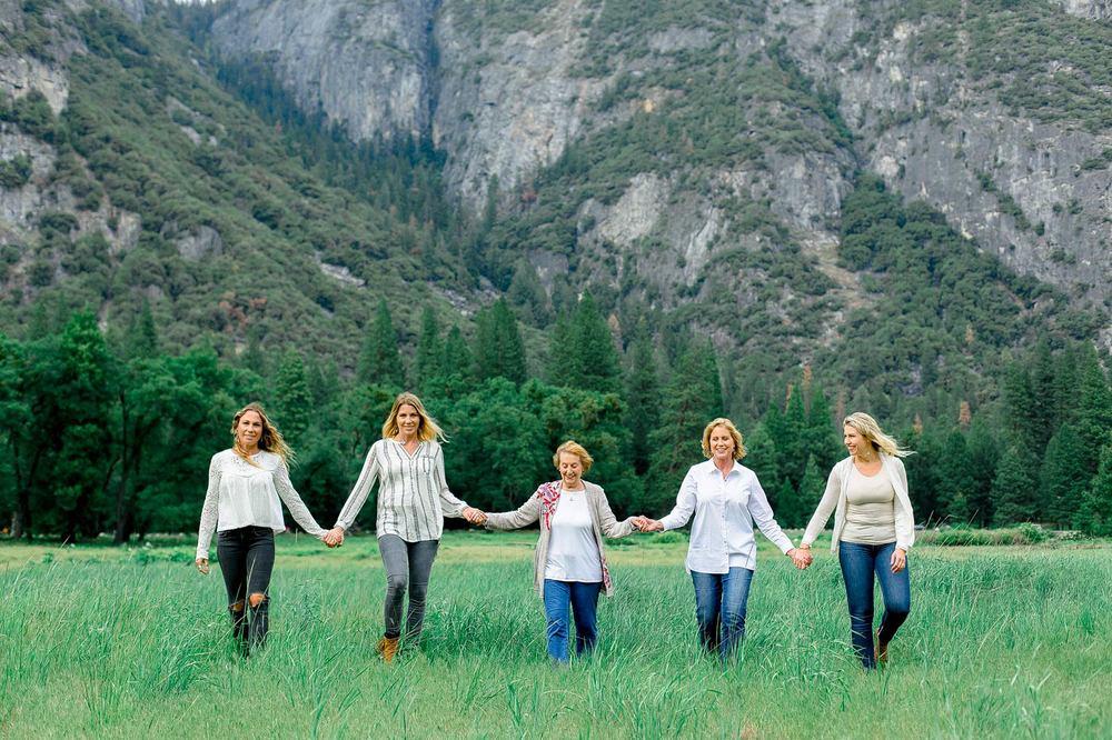 Family Photos Yosemite
