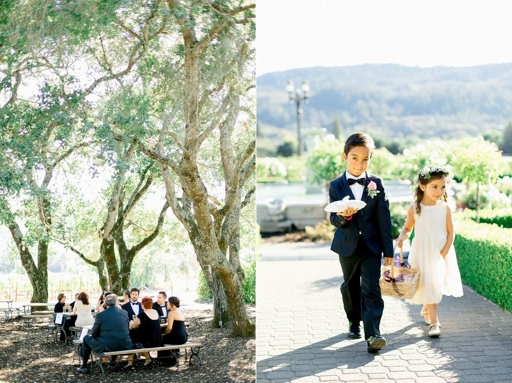 Wedding Images Ledson Winery