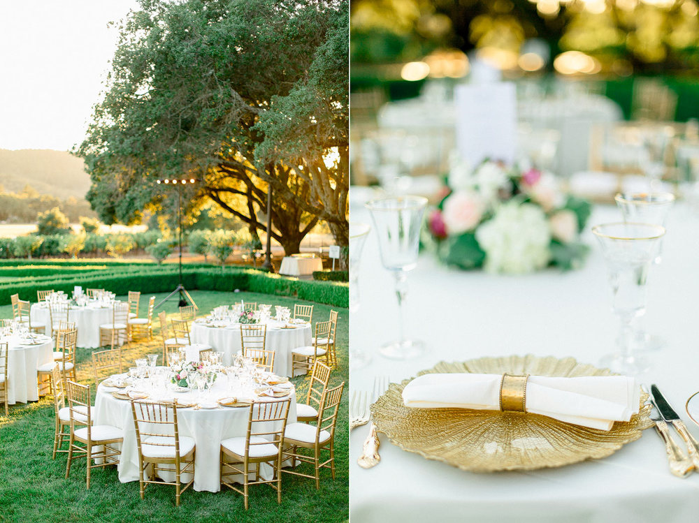 Kenwood Wedding Reception Ideas