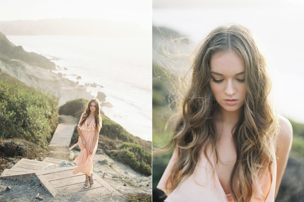 Marshall's Beach Portraits
