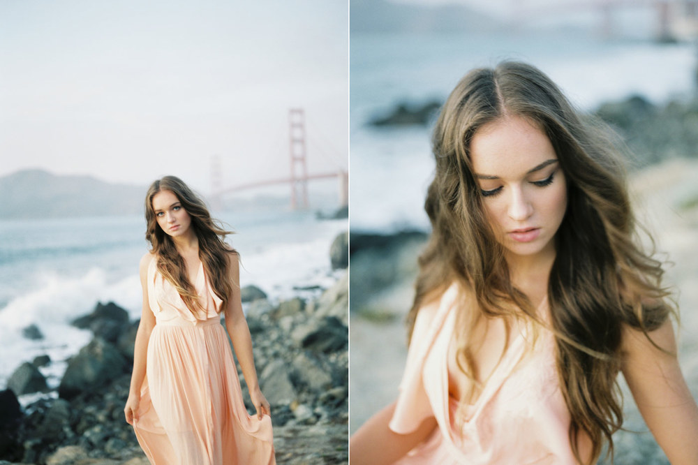 Golden Gate Portrait Photos