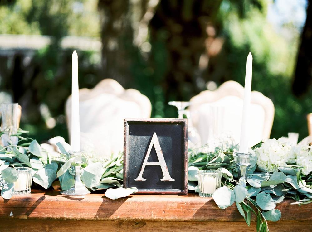 Corralitos Wedding DIY ideas