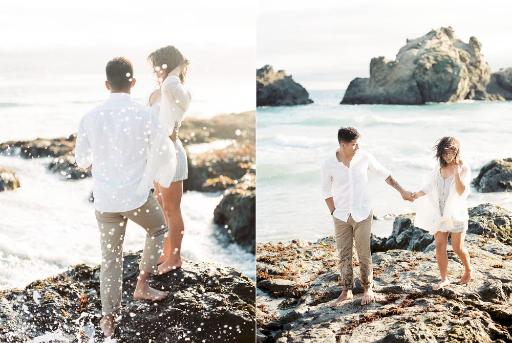 Big Sur Styled Photo Session