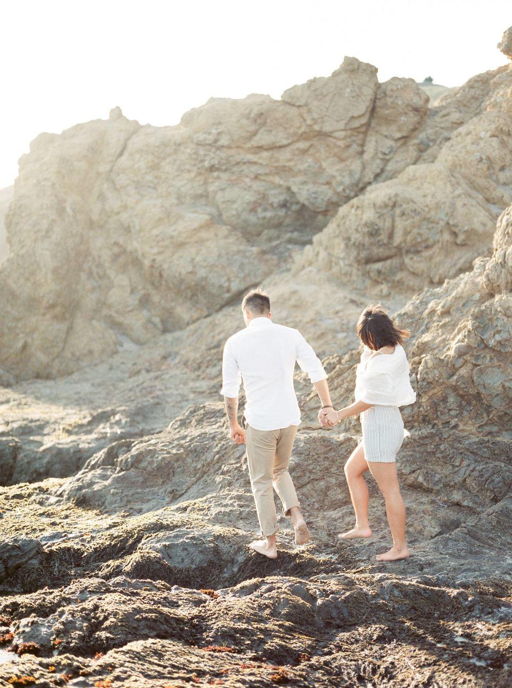 Engagement Photo Session Big Sur