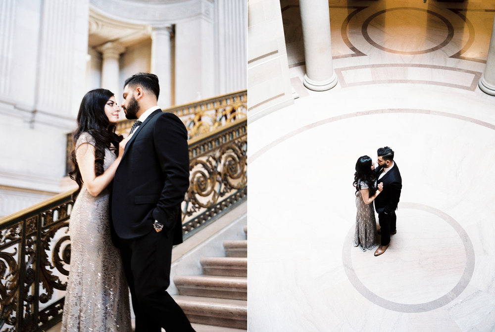 Wedding Photos SF City Hall