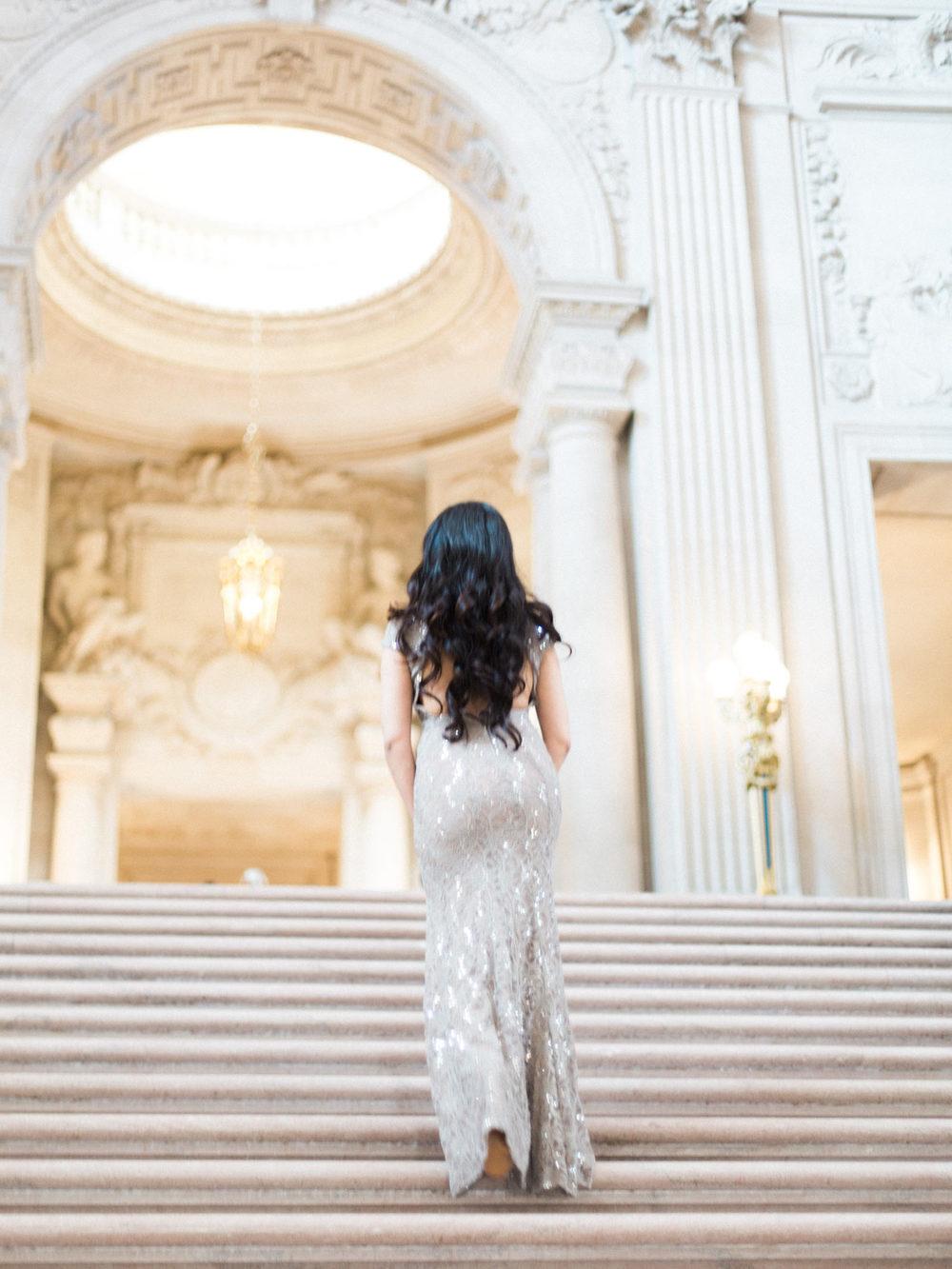 Wedding Photographer City Hall San Francisco
