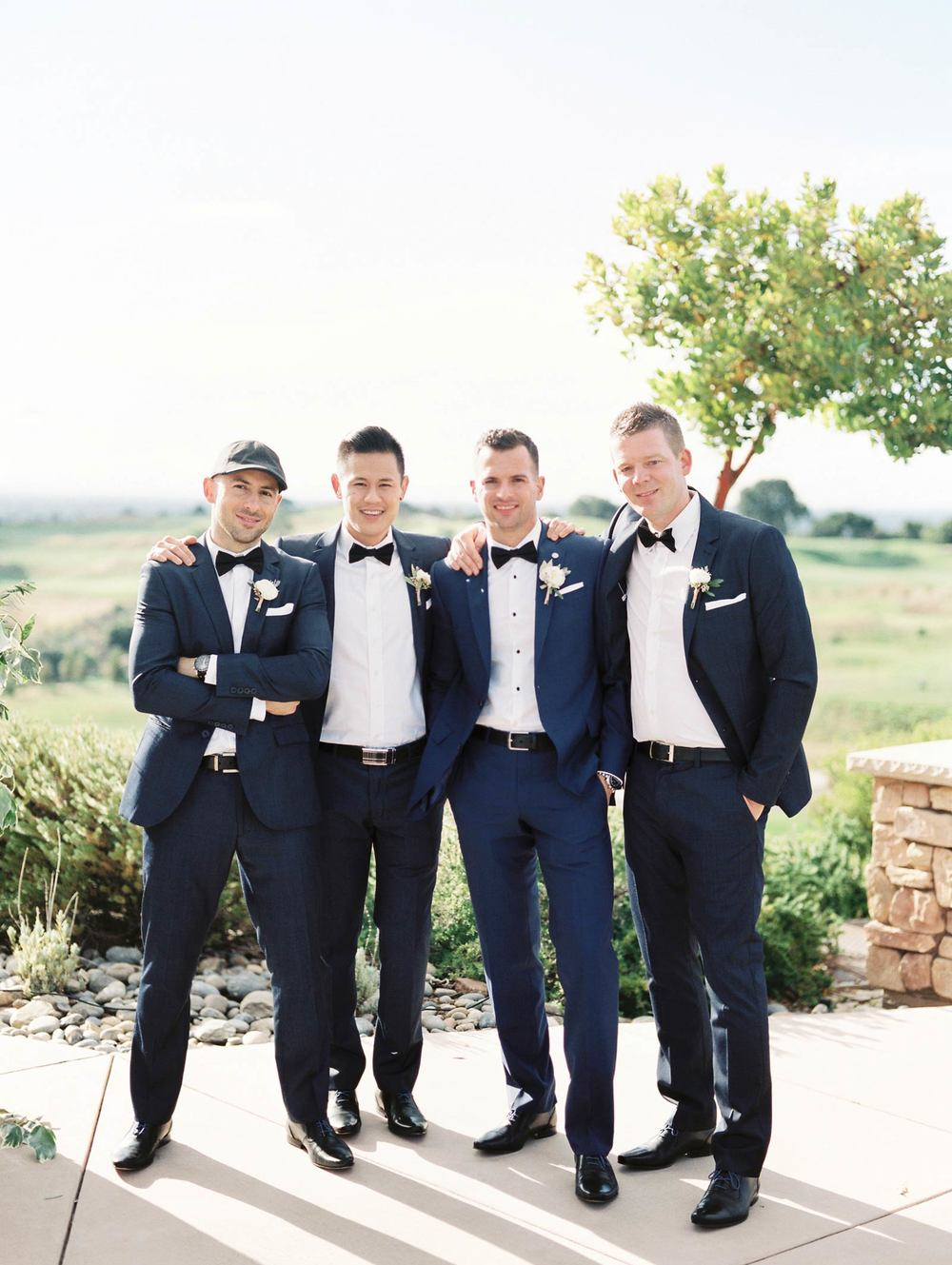 Boulder Ridge Golfe Course Wedding Photographer