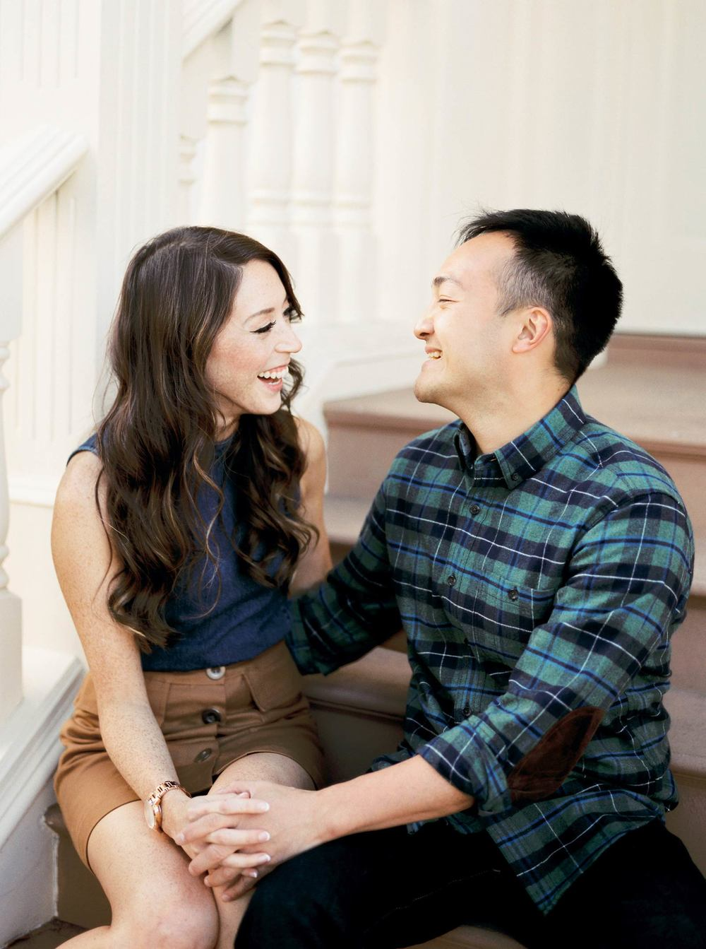 Potrero Hill Engagement Photos
