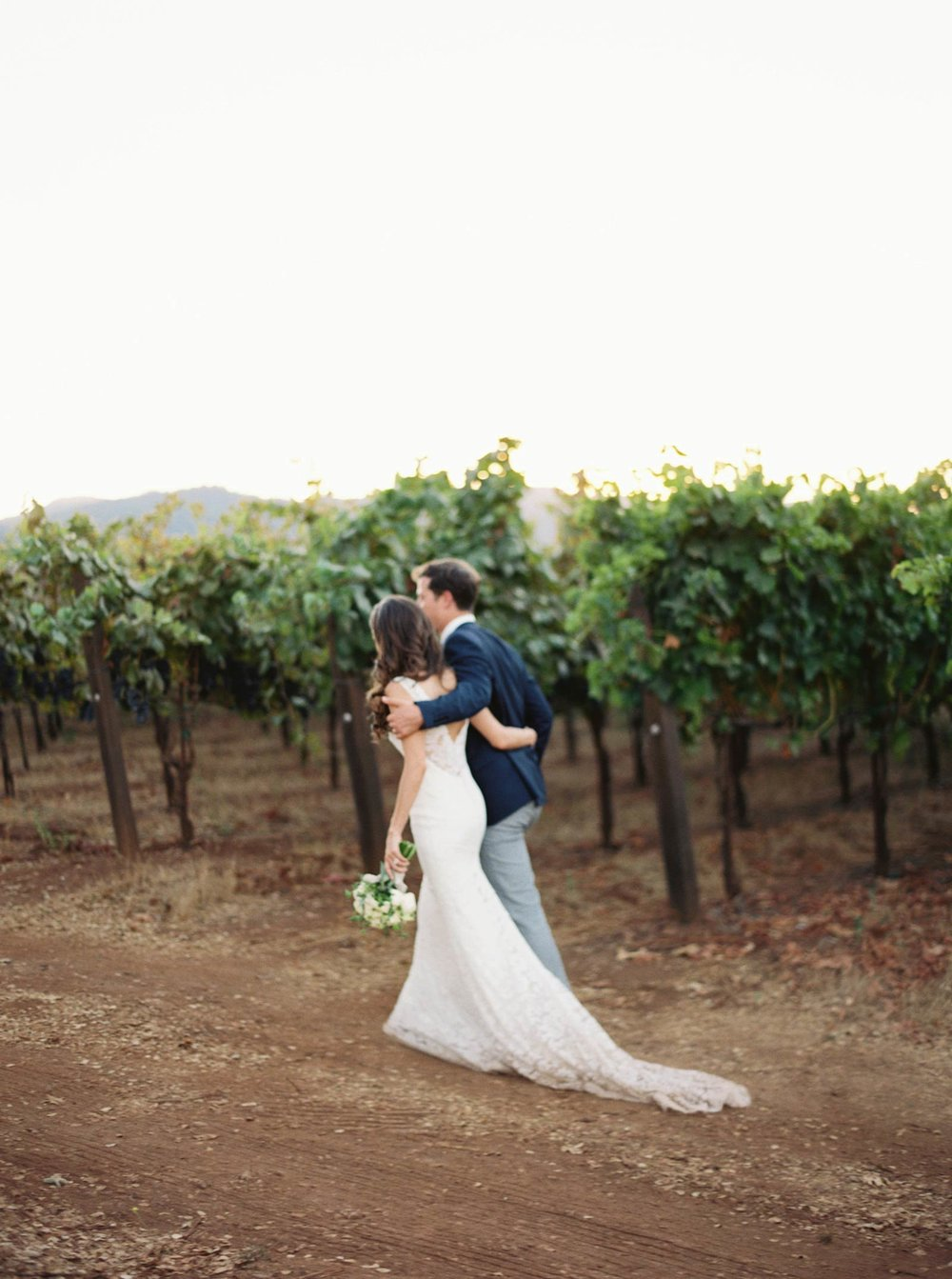 Kunde winery wedding photographer California