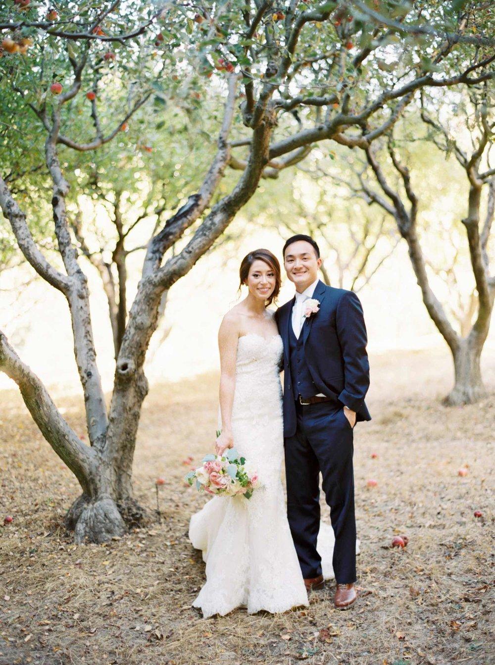 film wedding photos Nestldown