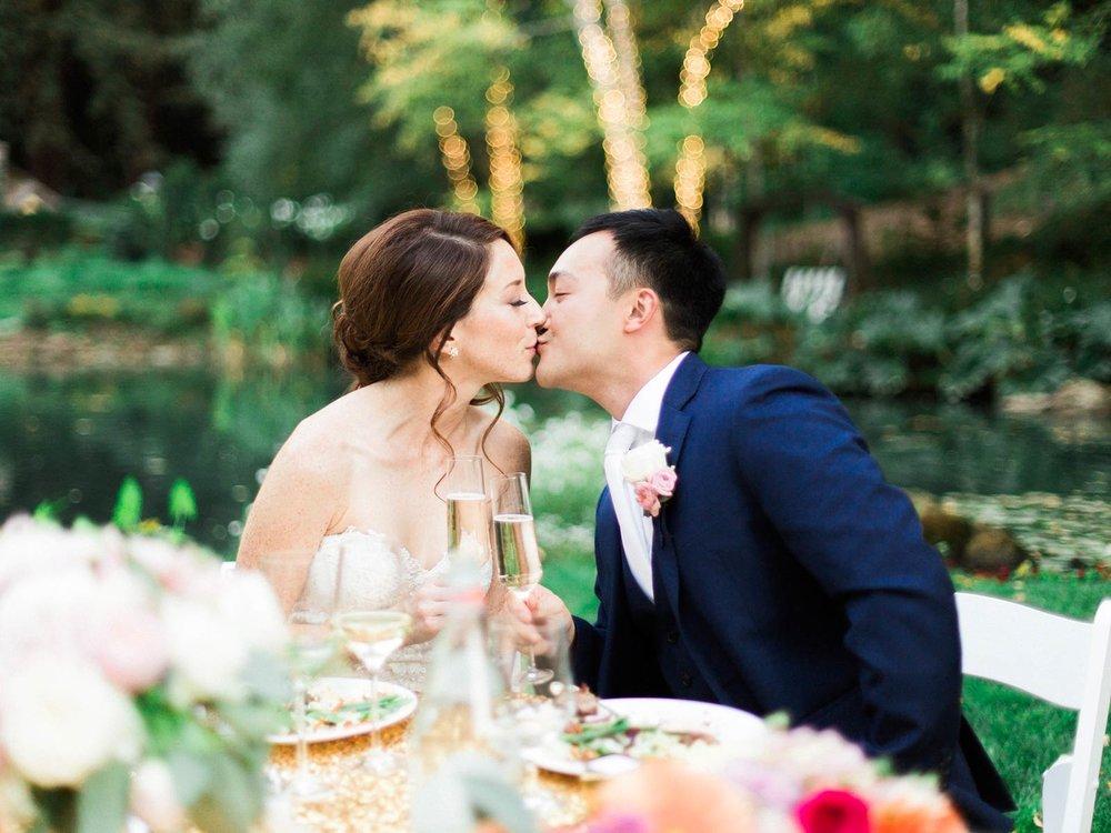 Nestldown California wedding photographer
