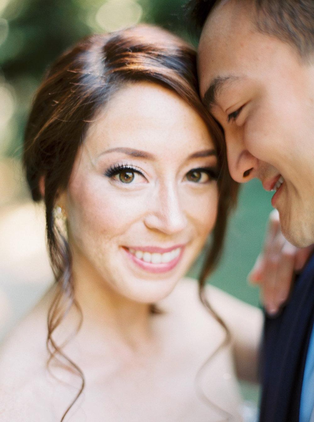 wedding ceremony Nestldown photos