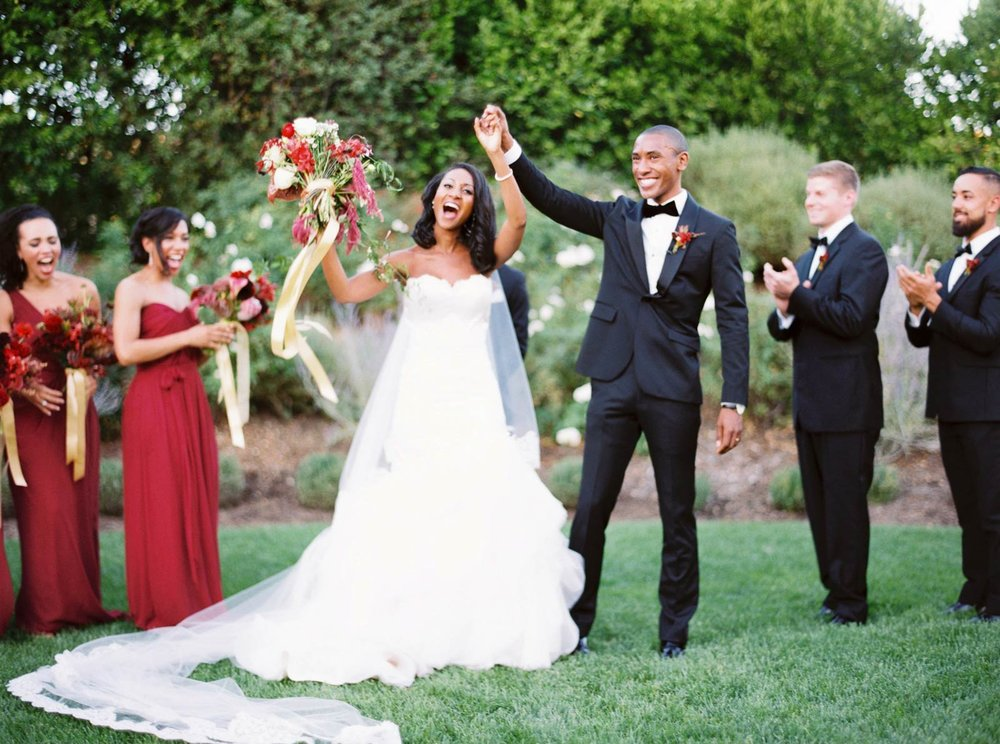 wedding photographer Solage Calistoga