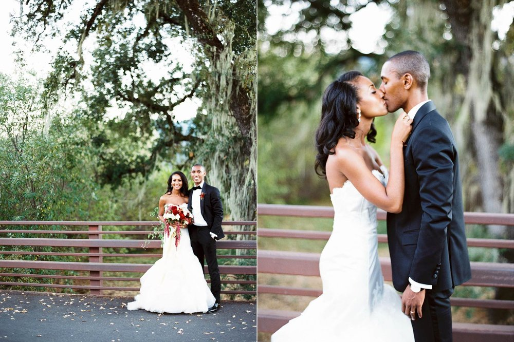 Solage Calistoga fine art wedding photos